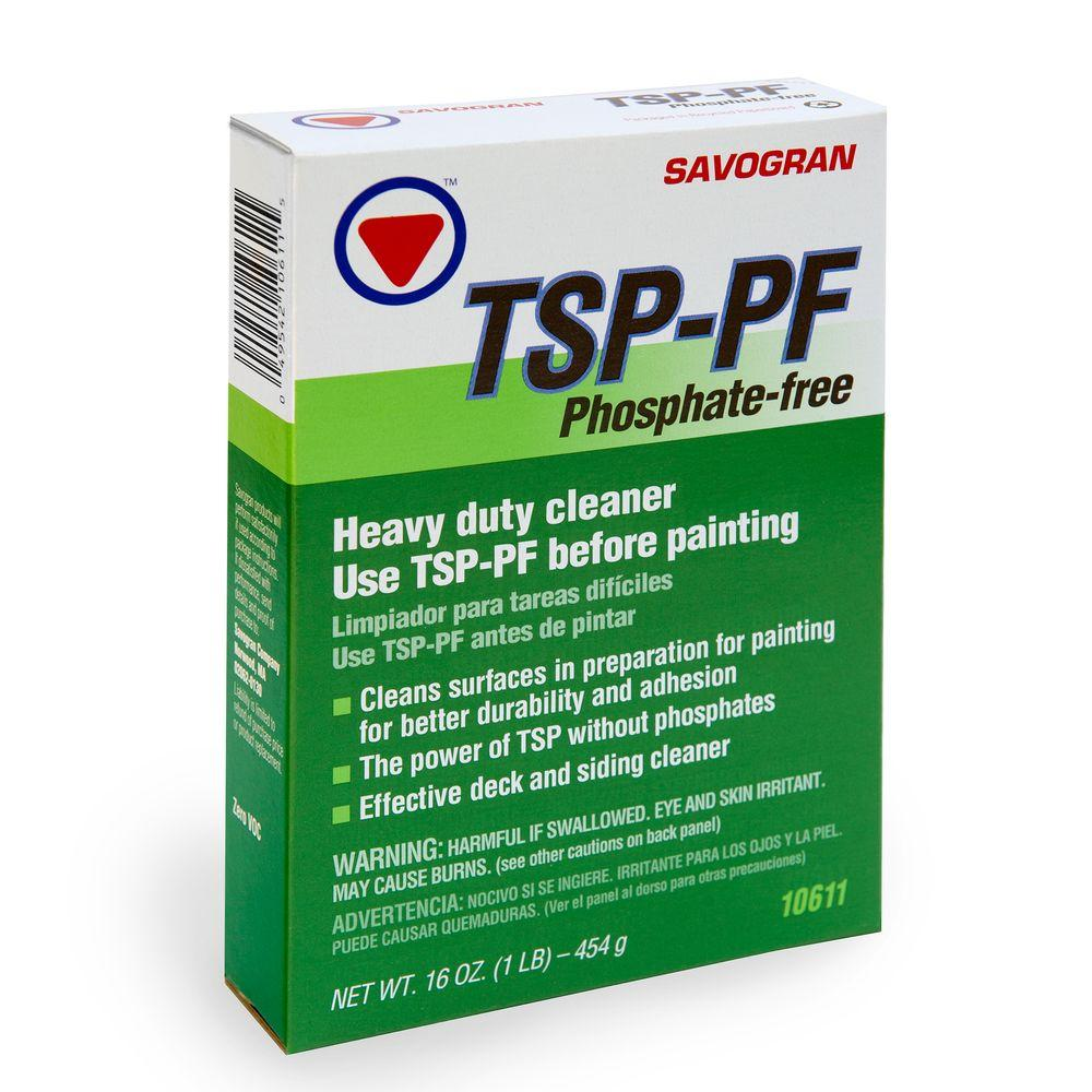 1 lb. Box TSP Phosphate-Free Heavy Duty Cleaner