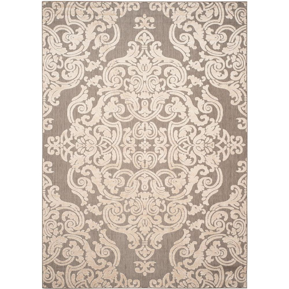 Safavieh Monroe Taupe 8 ft. x 11 ft. 2 in. Area
