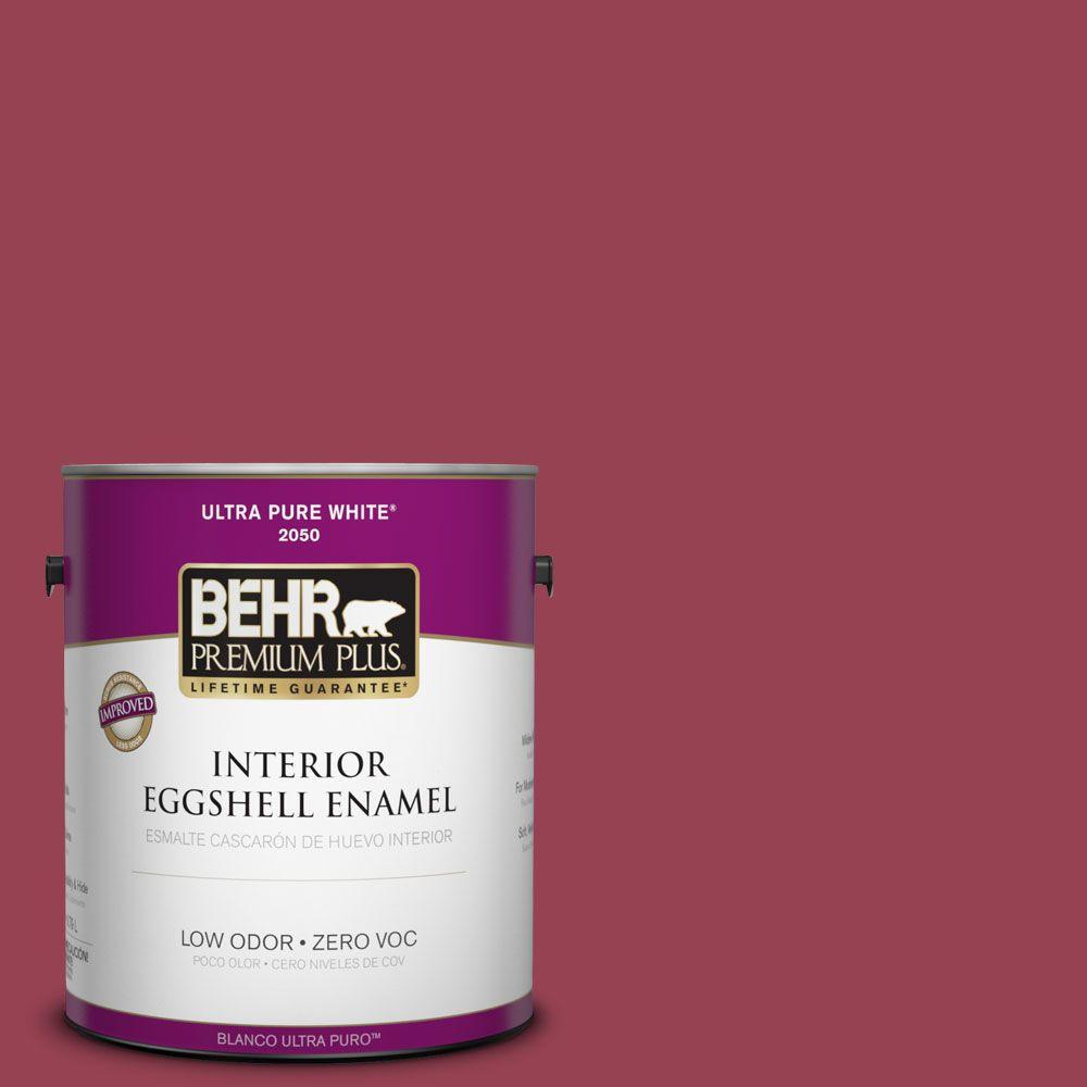 Home Decorators Collection 1-gal. #HDC-CL-04 French Rose Zero VOC Eggshell Enamel Interior Paint