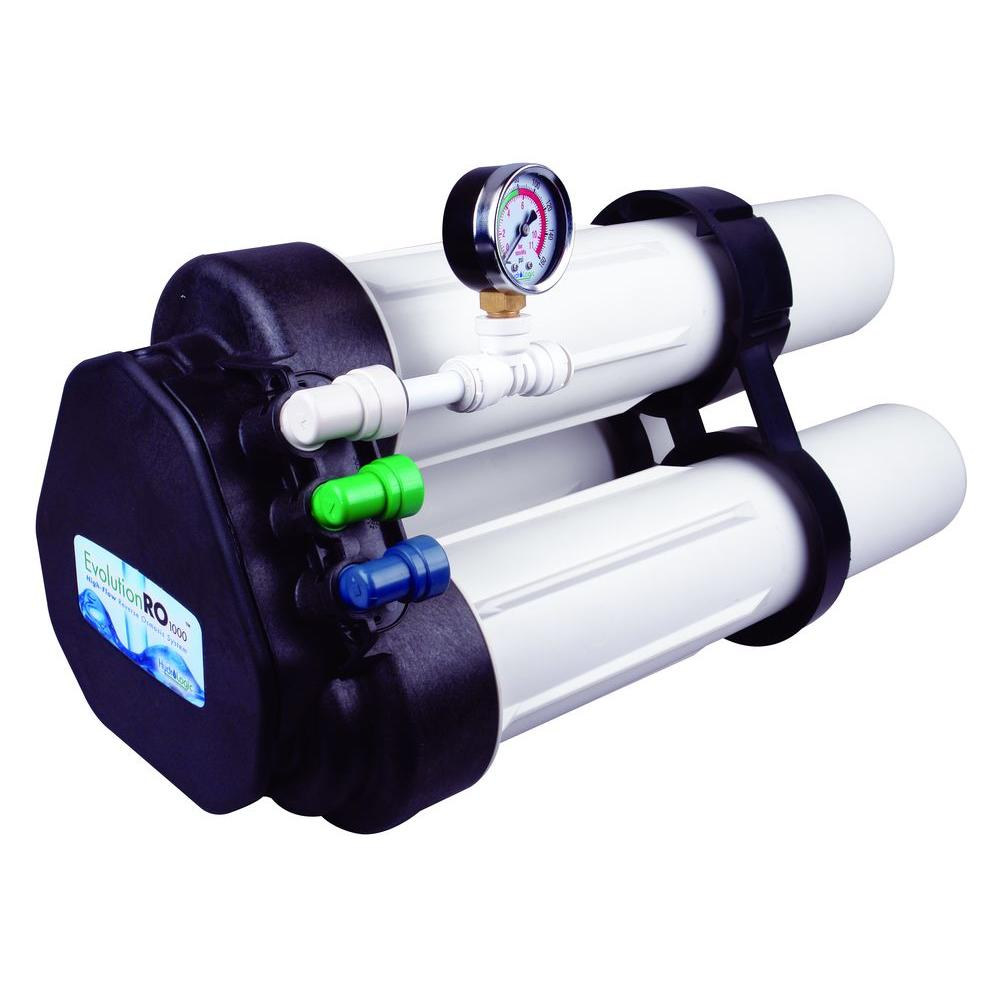 Hydrologic Evolution Tankless Reverse Osmosis System (1000GPD)