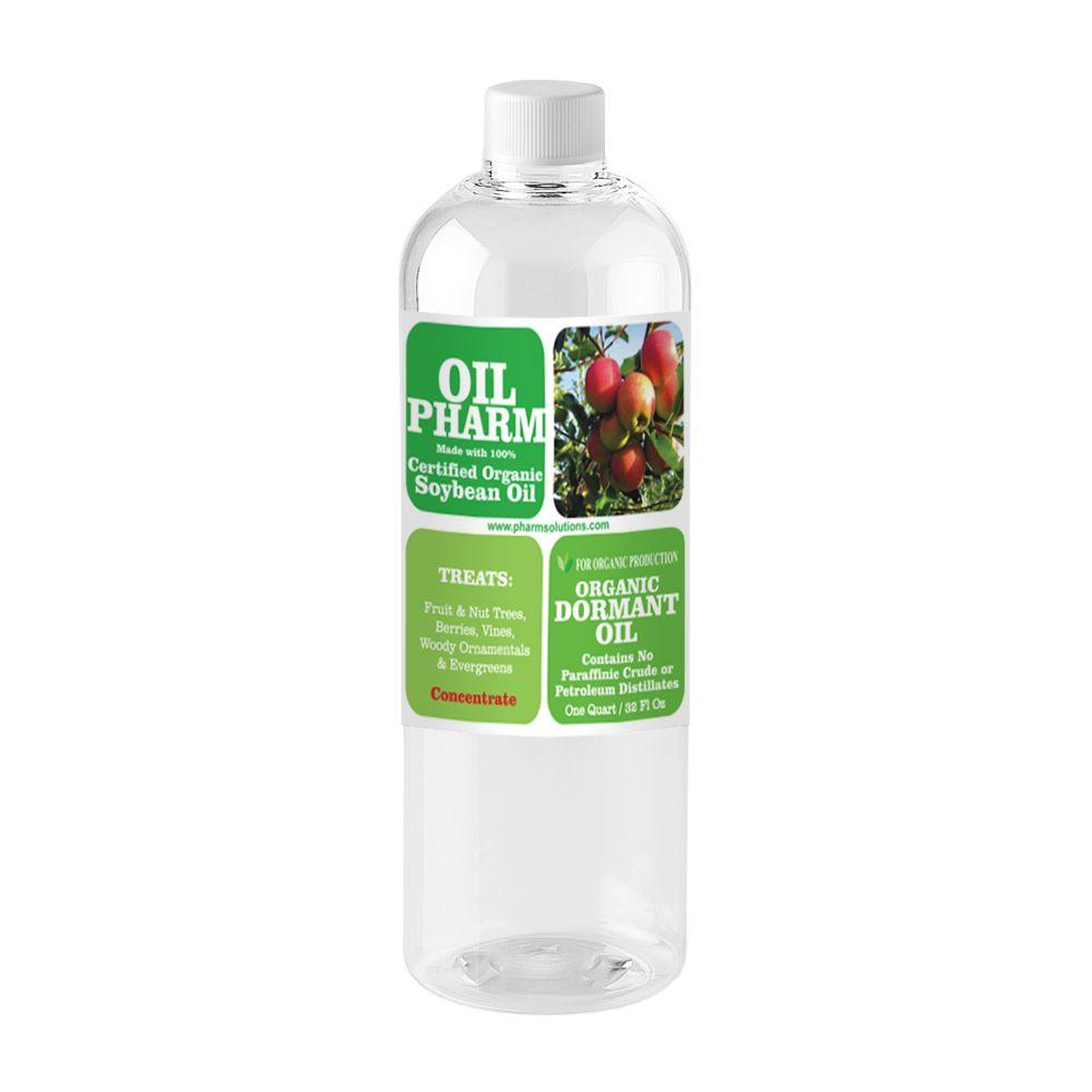 1 qt. Organic Dormant Oil Concentrate