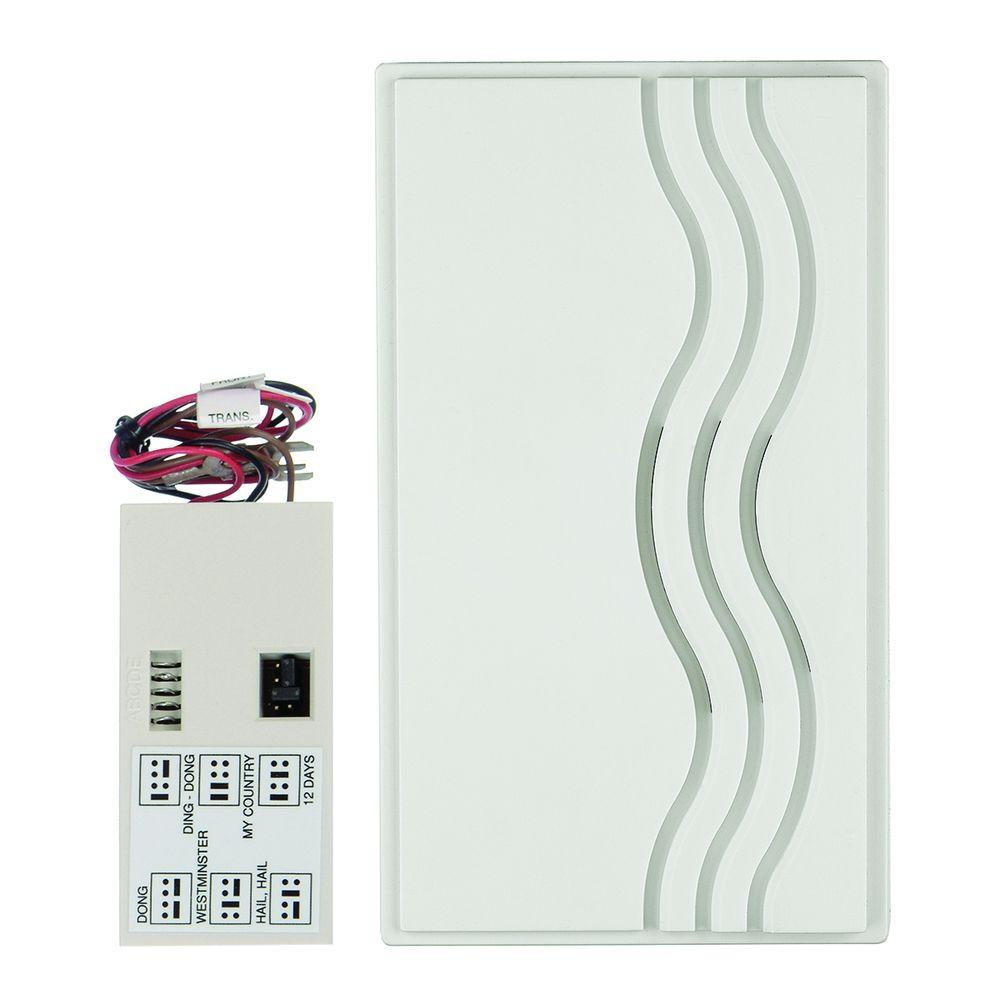 Wireless Battery Extend-A-Door Chime (6 per Case)