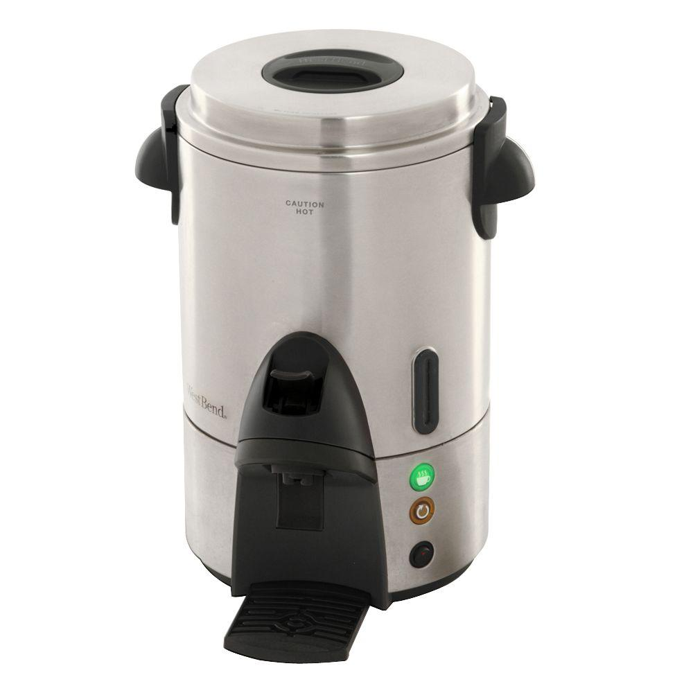 West Bend 60-Cup Coffee Urn-DISCONTINUED