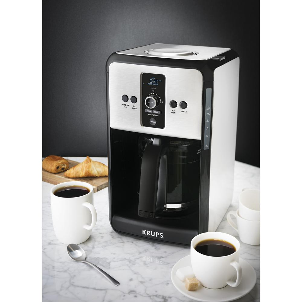 Savoy Turbo 12C Coffee Maker Stainless