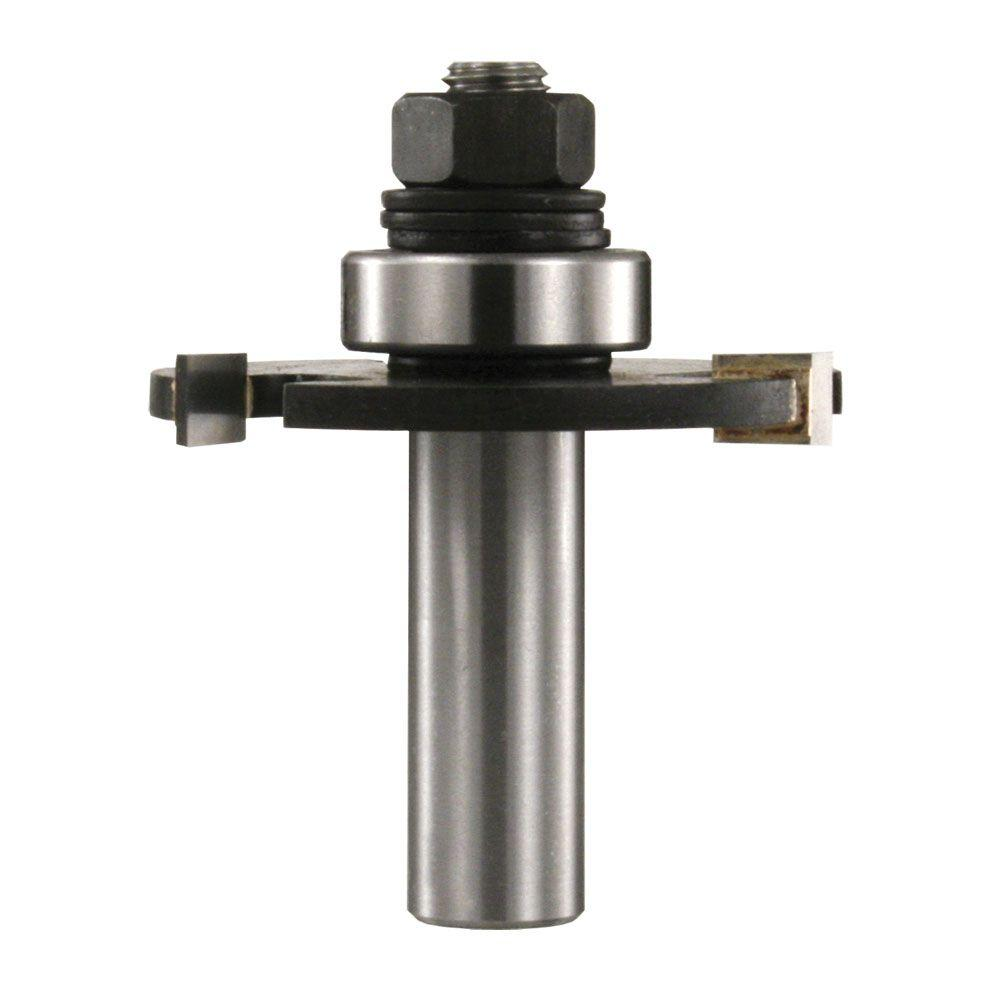 1/4 in. Carbide Slot Cutter Router Bit