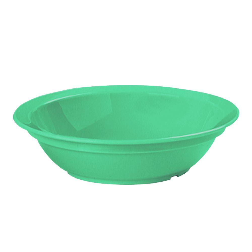 3.5 in. Diameter, 5 oz. Polycarbonate Commercial Rimmed Fruit Bowl in