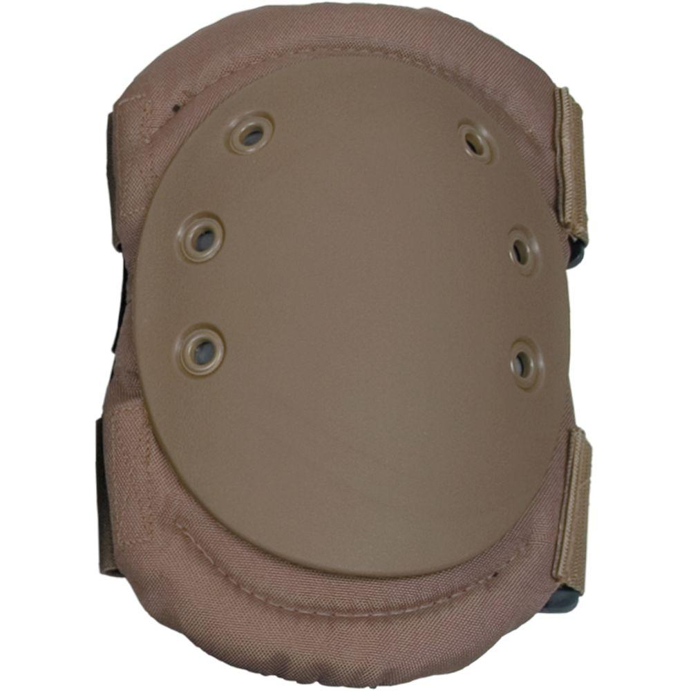 Damascus Imperial Hard Shell Cap Knee Pads - Coyote Tan-DISCONTINUED