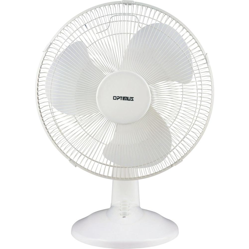 16 in. Oscillating Table Fan