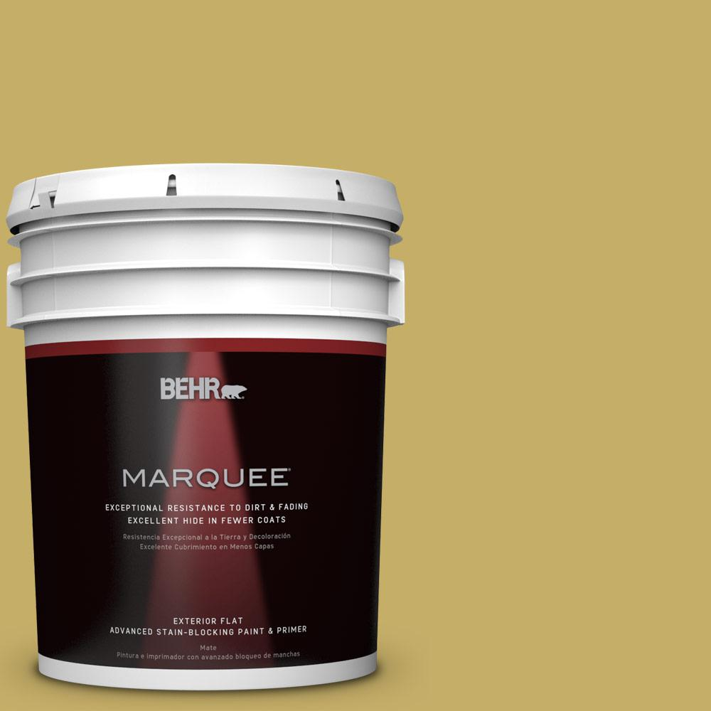 BEHR MARQUEE 5-gal. #BIC-41 Champagne Grape Flat Exterior Paint