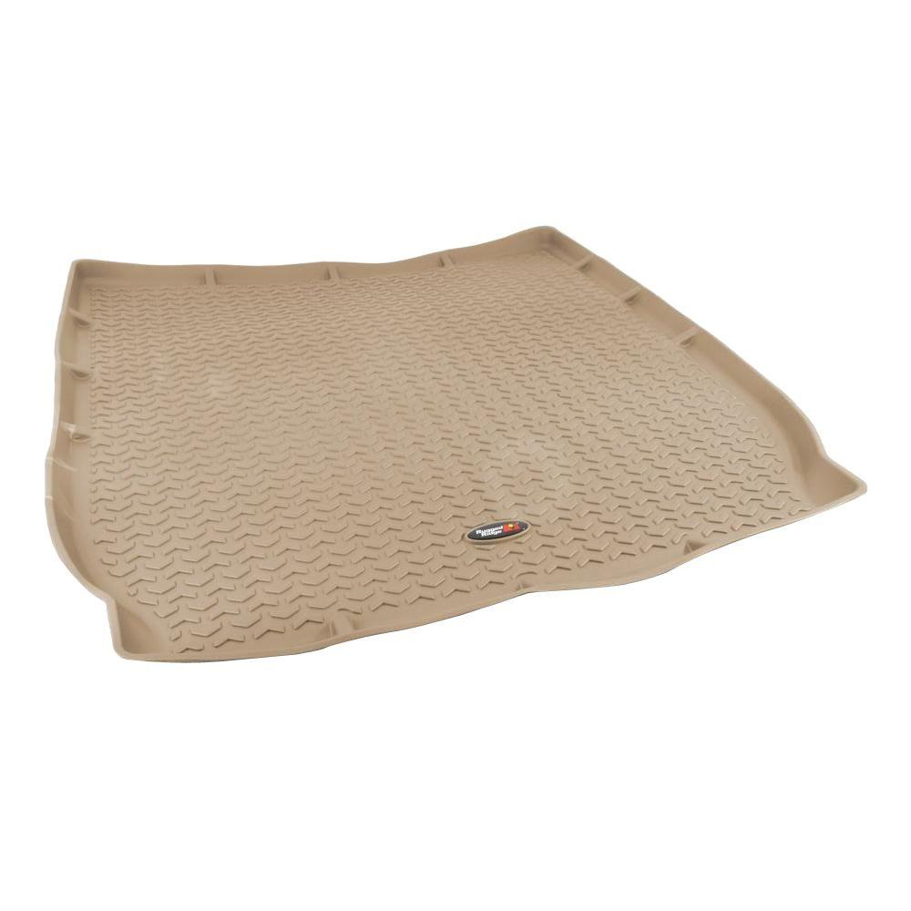 Rugged Ridge Cargo Liner Tan 08-14 Buick Enclave 09-14 Chevrolet Traverse