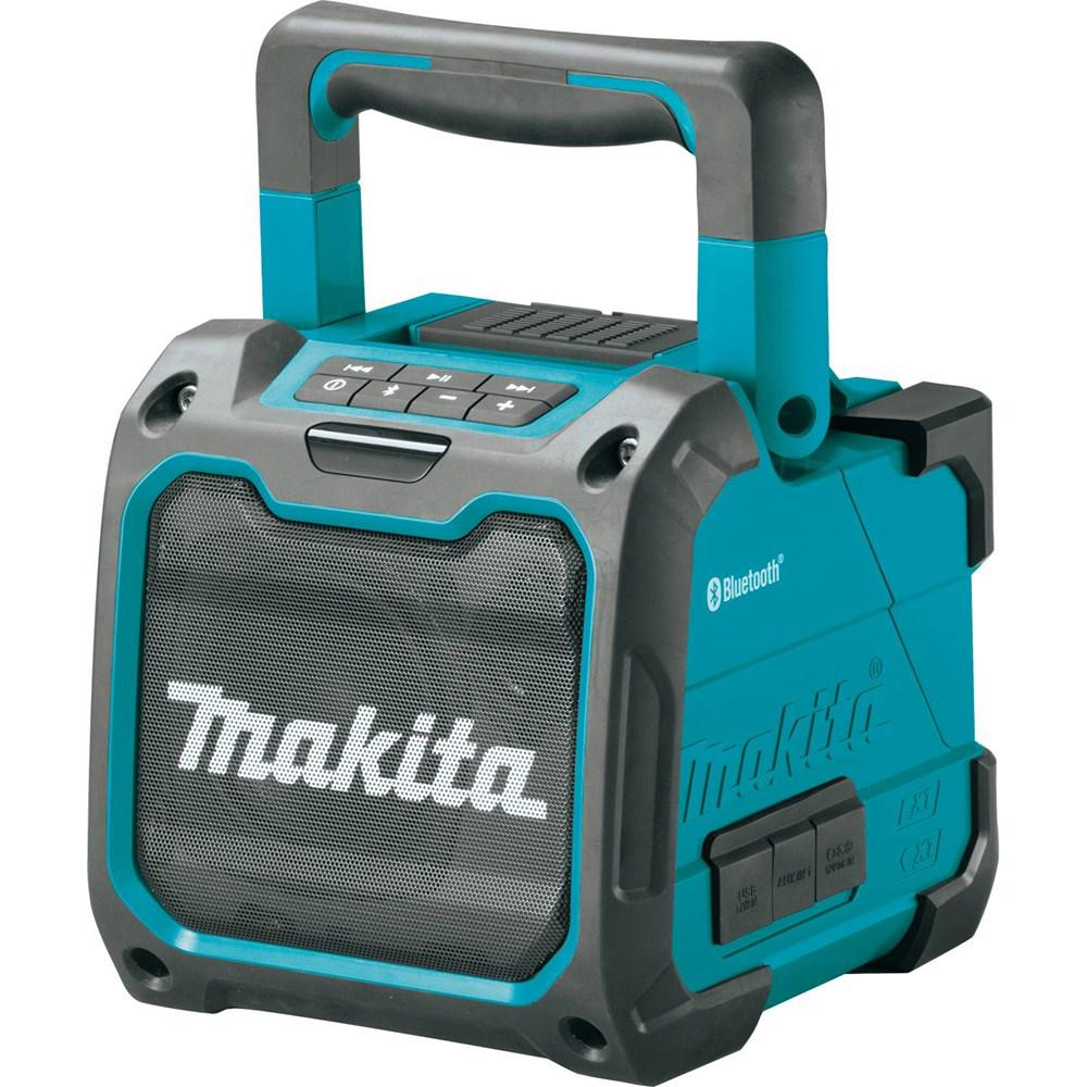 makita 18 volt lxt lithium ion cordless bluetooth and mp3. Black Bedroom Furniture Sets. Home Design Ideas