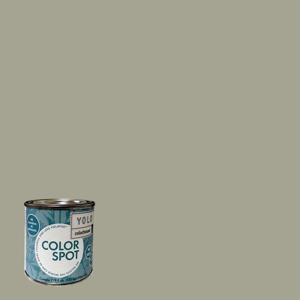YOLO Colorhouse 8 oz. Nourish .03 ColorSpot Eggshell Interior Paint Sample-DISCONTINUED