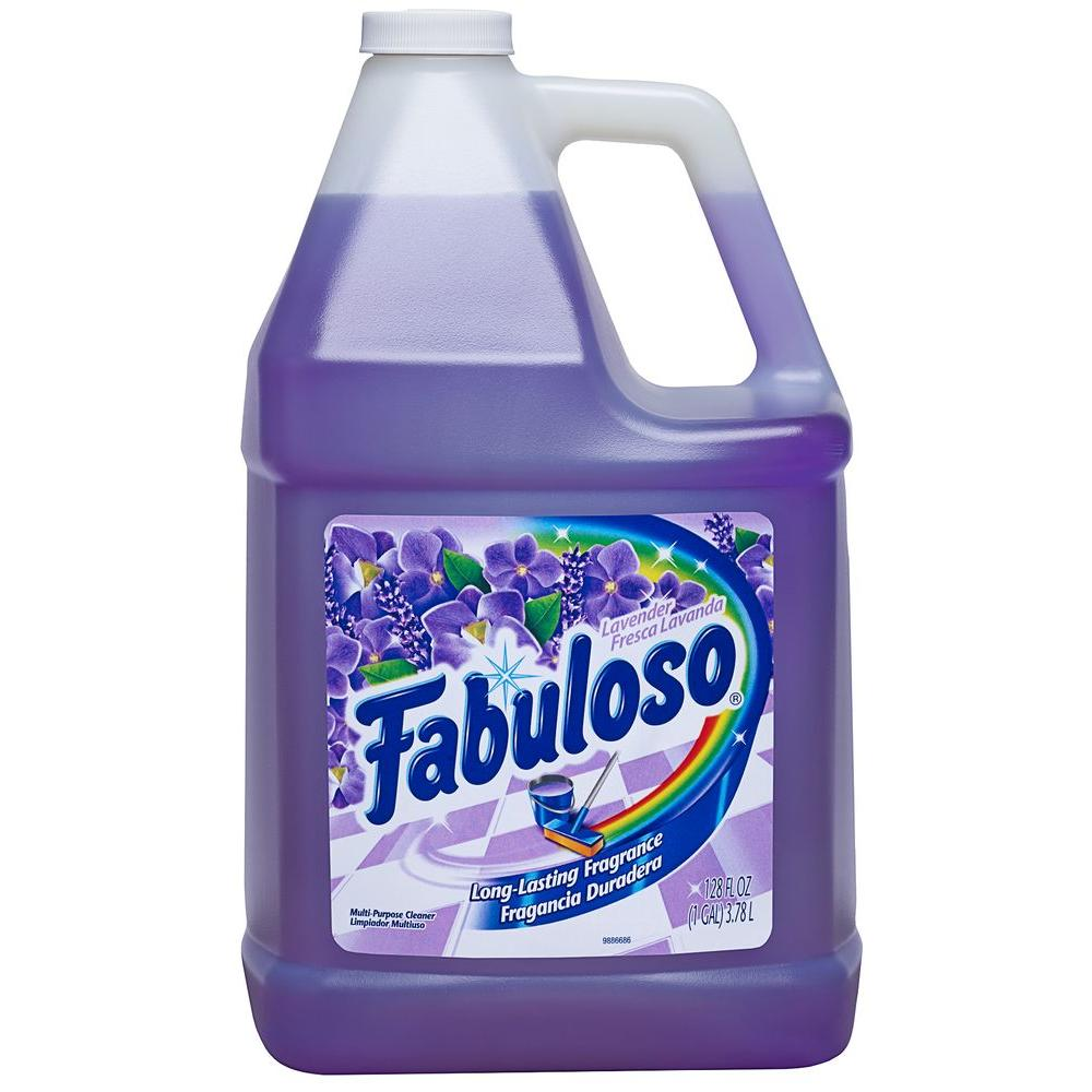Fabuloso 128 oz. Lavender All-Purpose Cleaner-53058 - The Home Depot