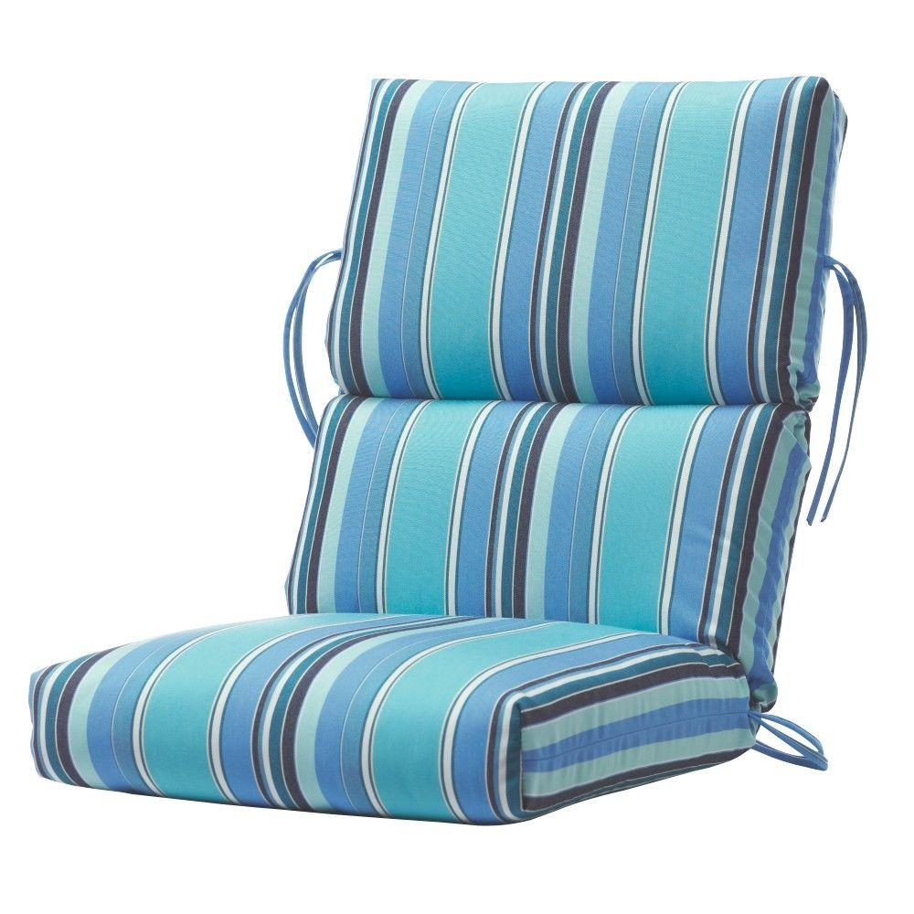 Home Decorators Collection Sunbrella Dolce Oasis Outdoor Lounge Chair