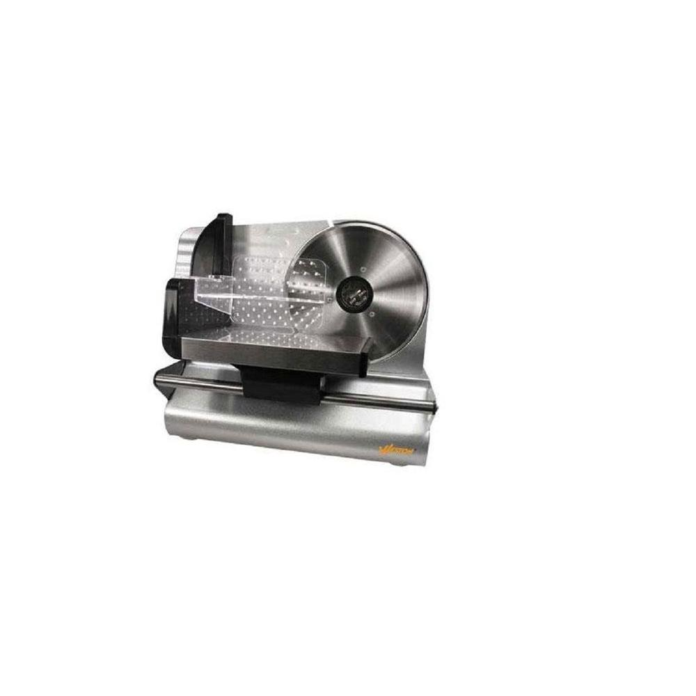 Weston 7.5 in. Meat Slicer-830750W - The Home Depot