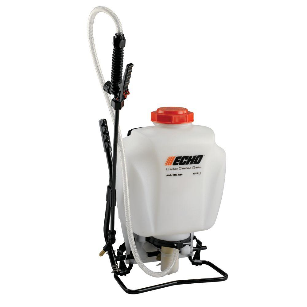 ECHO 4 gal. Backpack Sprayer with Piston Pump-DISCONTINUED