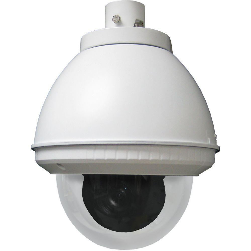 SONY Wired 700 TVL Outdoor CMOS Normal Unitized Dome Camera-DISCONTINUED
