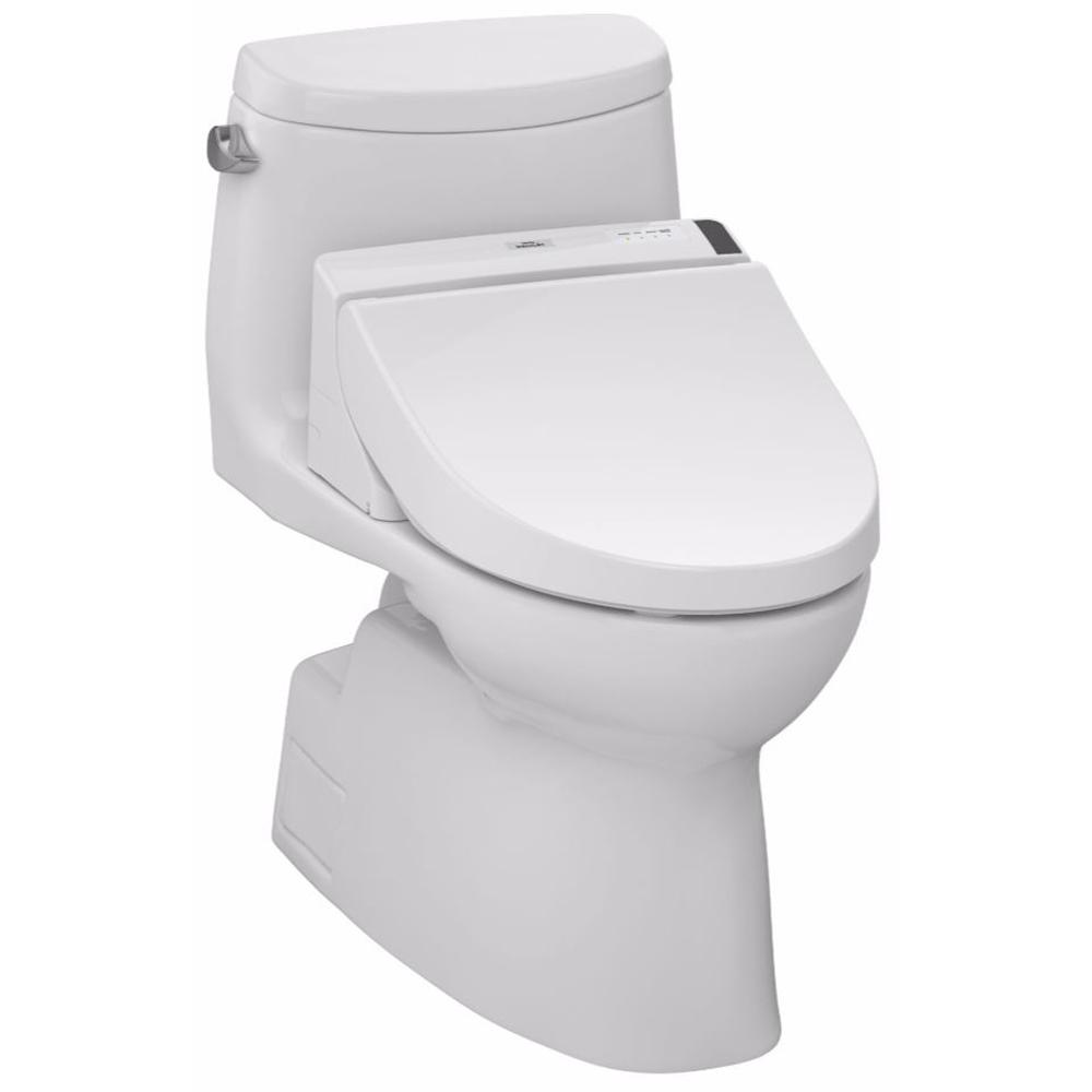 Carlyle II C200 Connect+ Washlet Elongated Bidet in Cotton White
