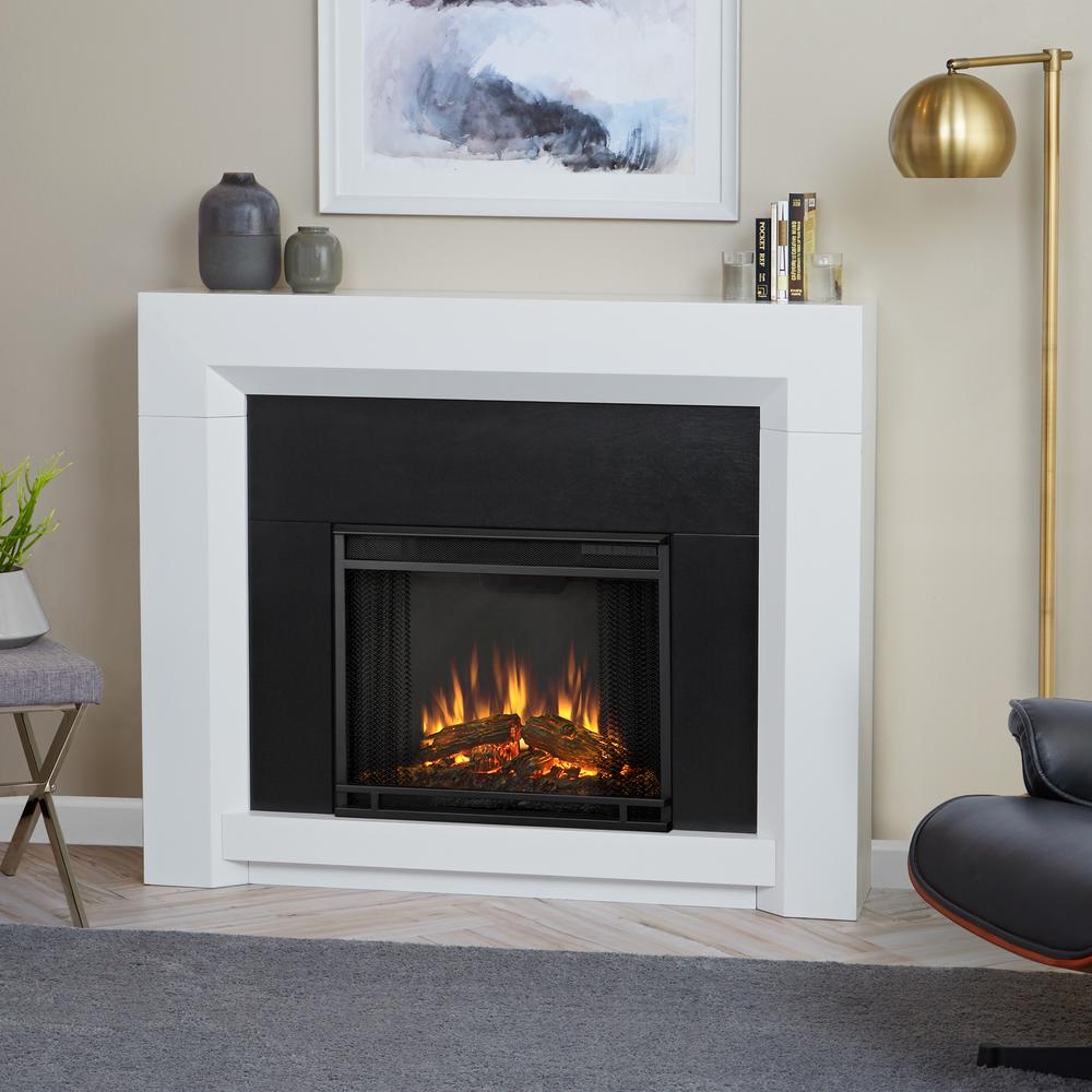 Modern - Fireplaces - Heating, Venting & Cooling - The Home Depot