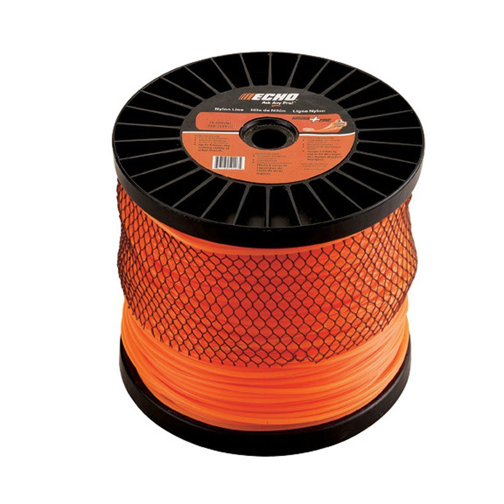 ECHO 0.155 in. 5 lb. Spool Cross-Fire Trimmer Line-316155056 - The