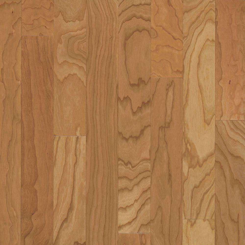 Bruce Town Hall Cherry Natural 3/8 in. Thick x 5 in. Wide x Random Length Engineered Hardwood Flooring (28 sq. ft. / case)