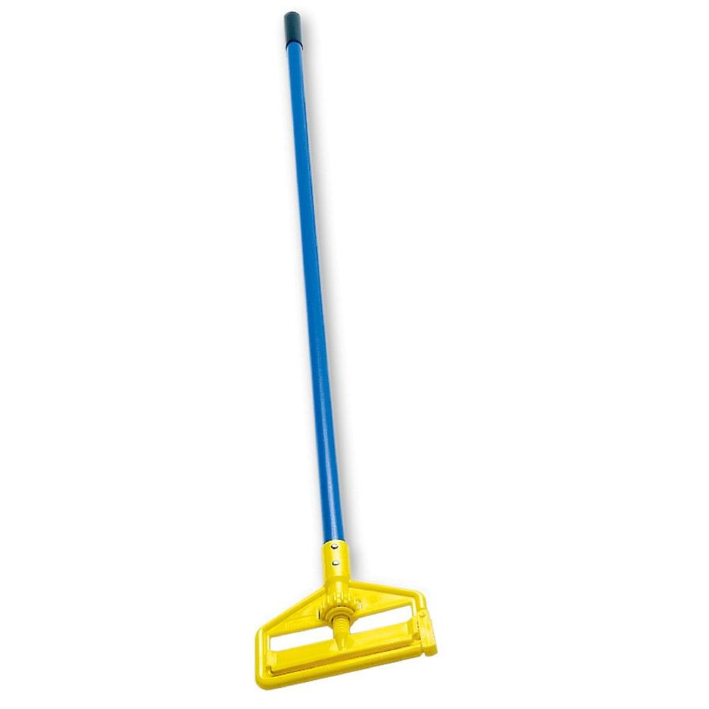 Rubbermaid Commercial Products Invader 60 in. Blue Side Gate Fiberglass Mop