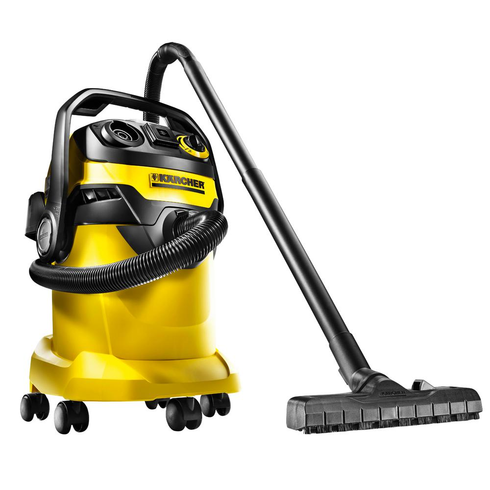 Karcher 6.6 Gal. WD5/P Wet/Dry Vacuum-1.348-197.0 - The Home Depot