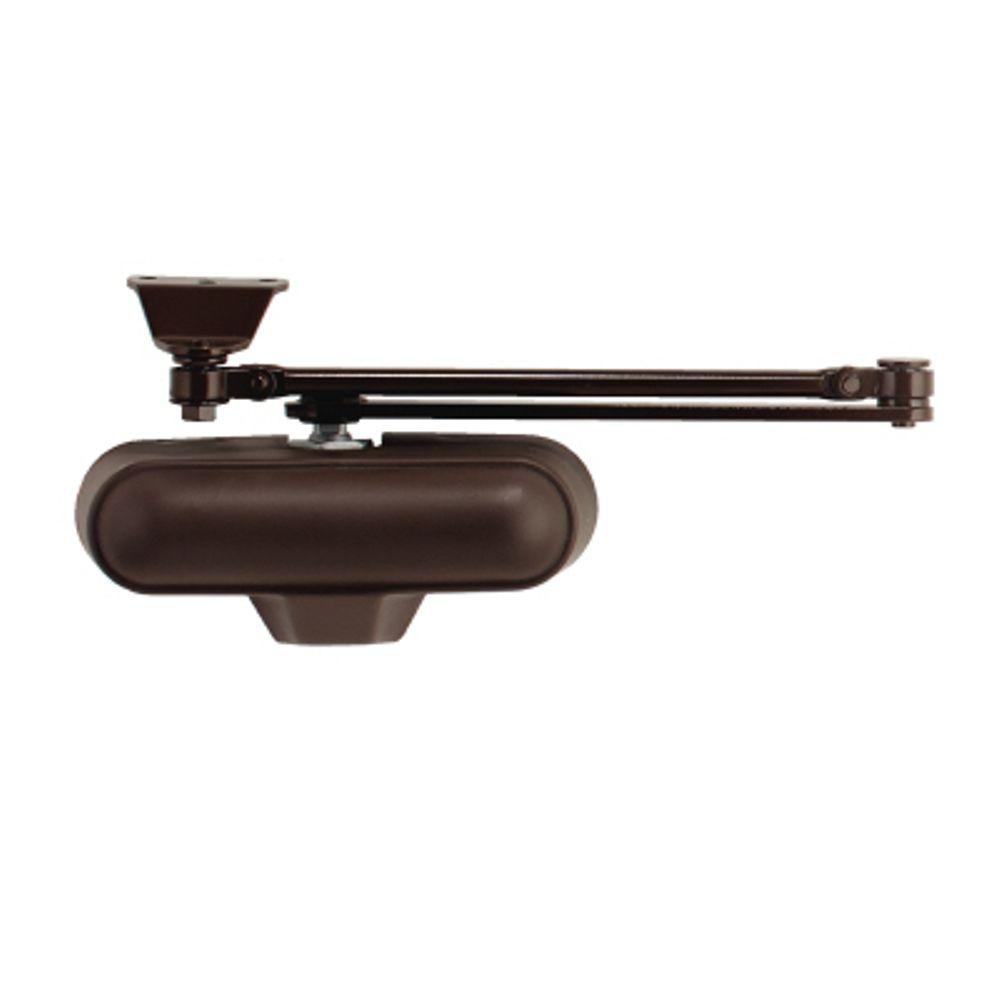 Schlage Residential Non-Hold Door Closer - Brown-DISCONTINUED