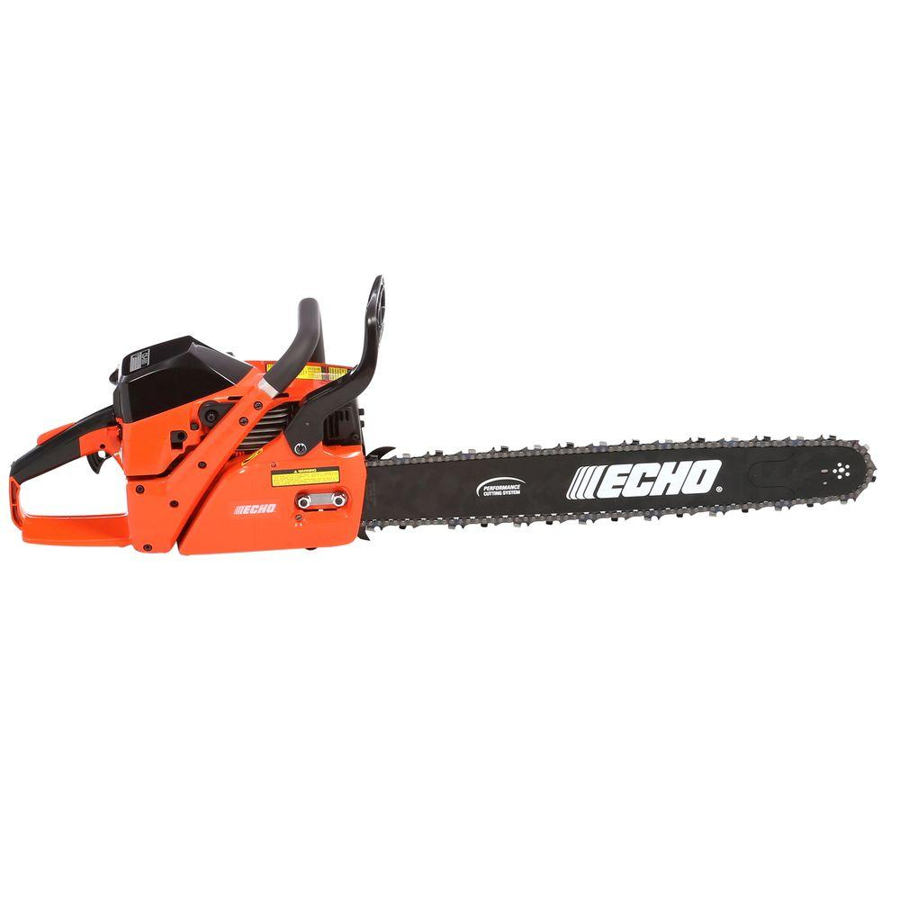 24 in. 66.8 cc Gas Chainsaw