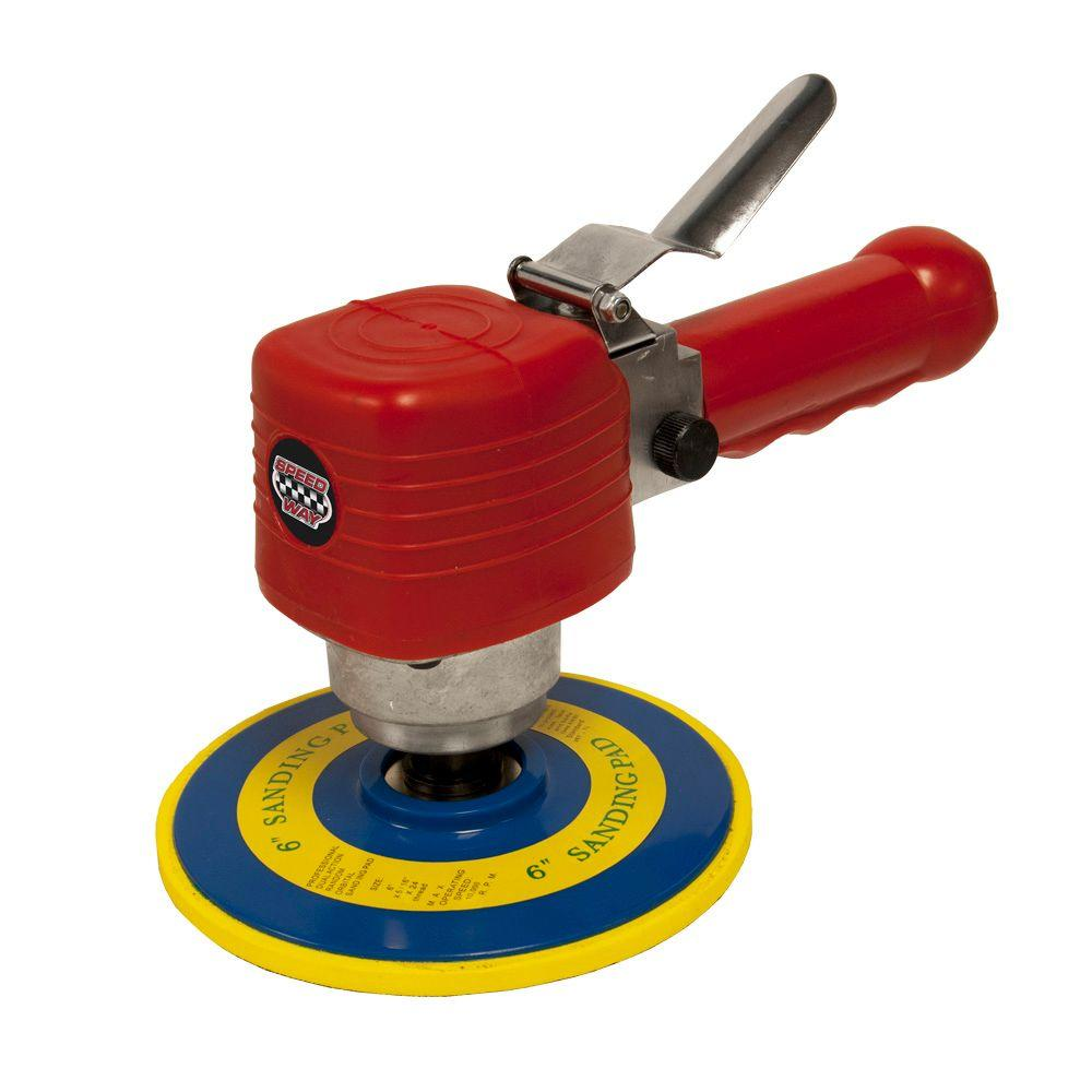 Professional Duty 5 in. Air Sander