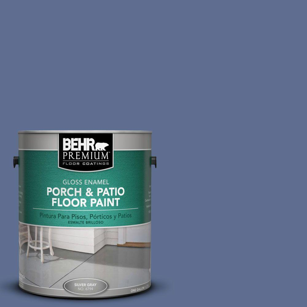 BEHR Premium 1-Gal. #pfc-59 Porch Song Gloss Porch and Patio Floor Paint
