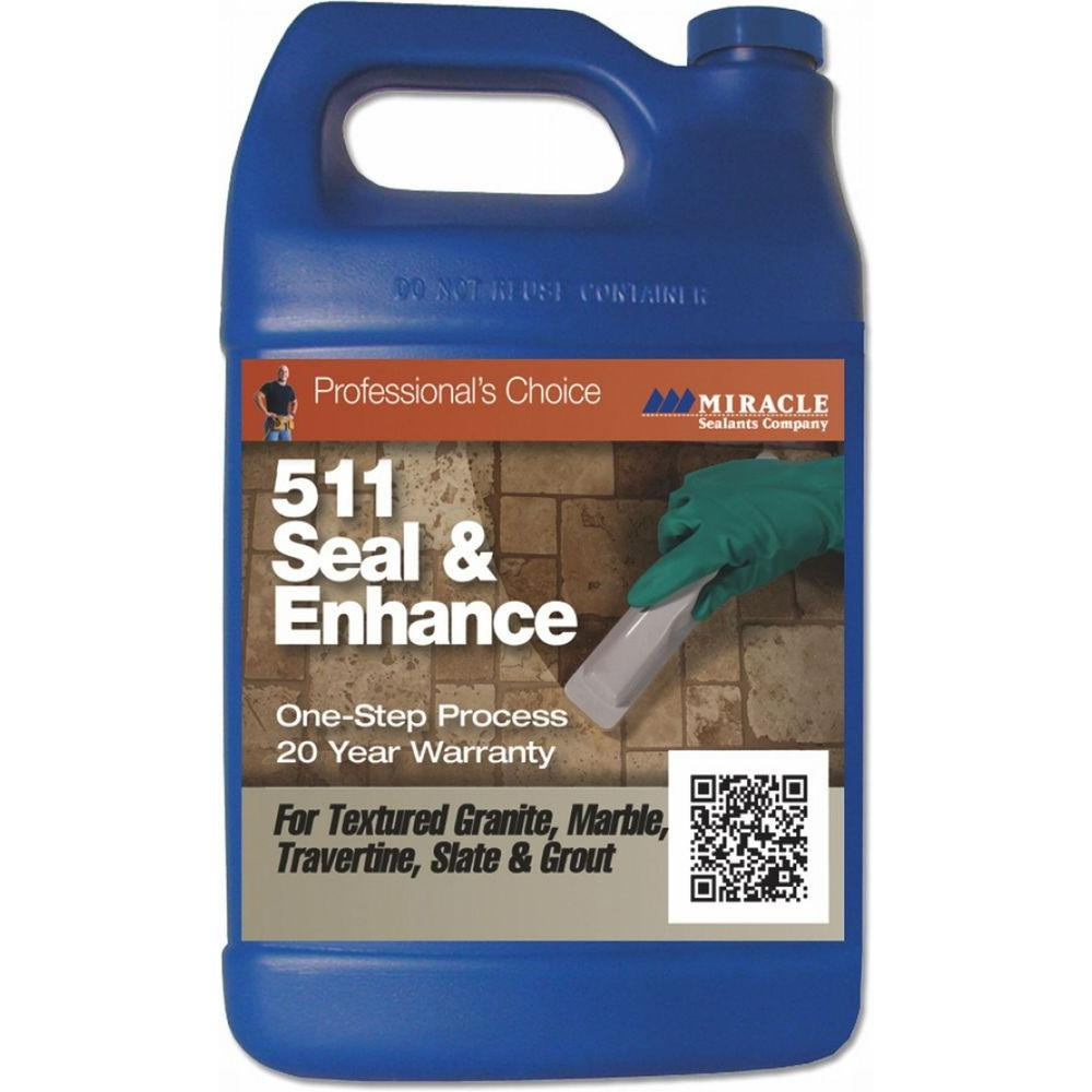 16 oz. Seal and Enhance 1-Step Natural Stone Sealer and Color Enhancer