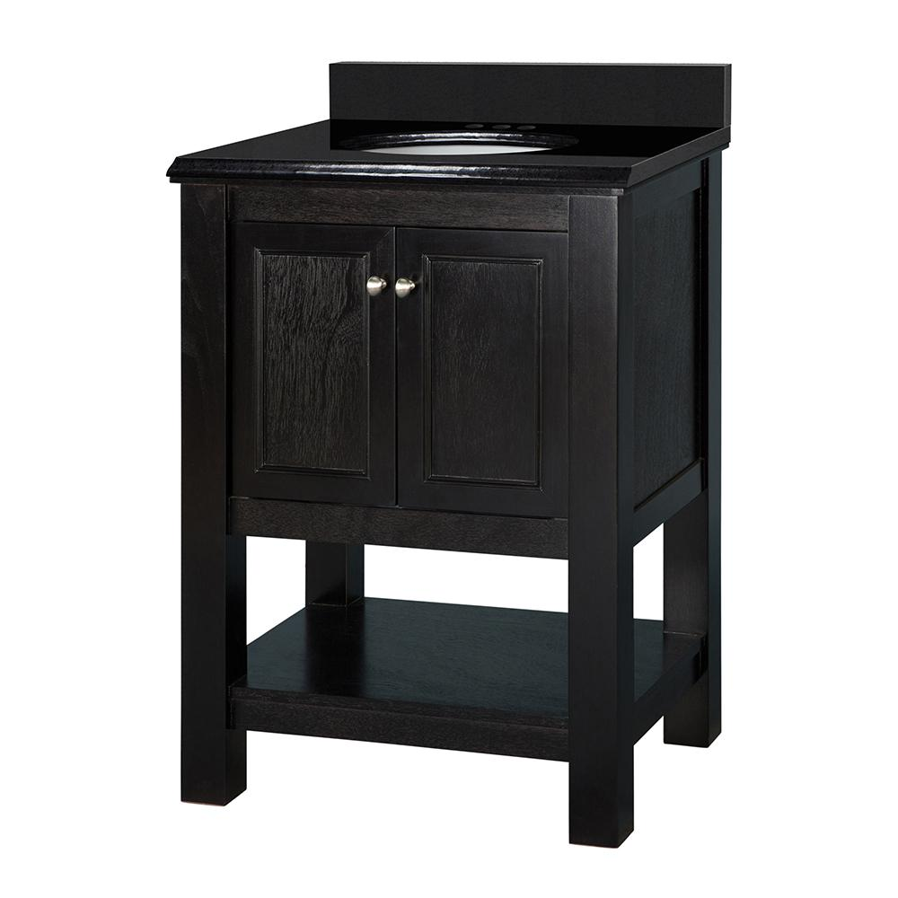 Home decorators collection gazette 25 in w x 19 in w for Home decorators vanity top