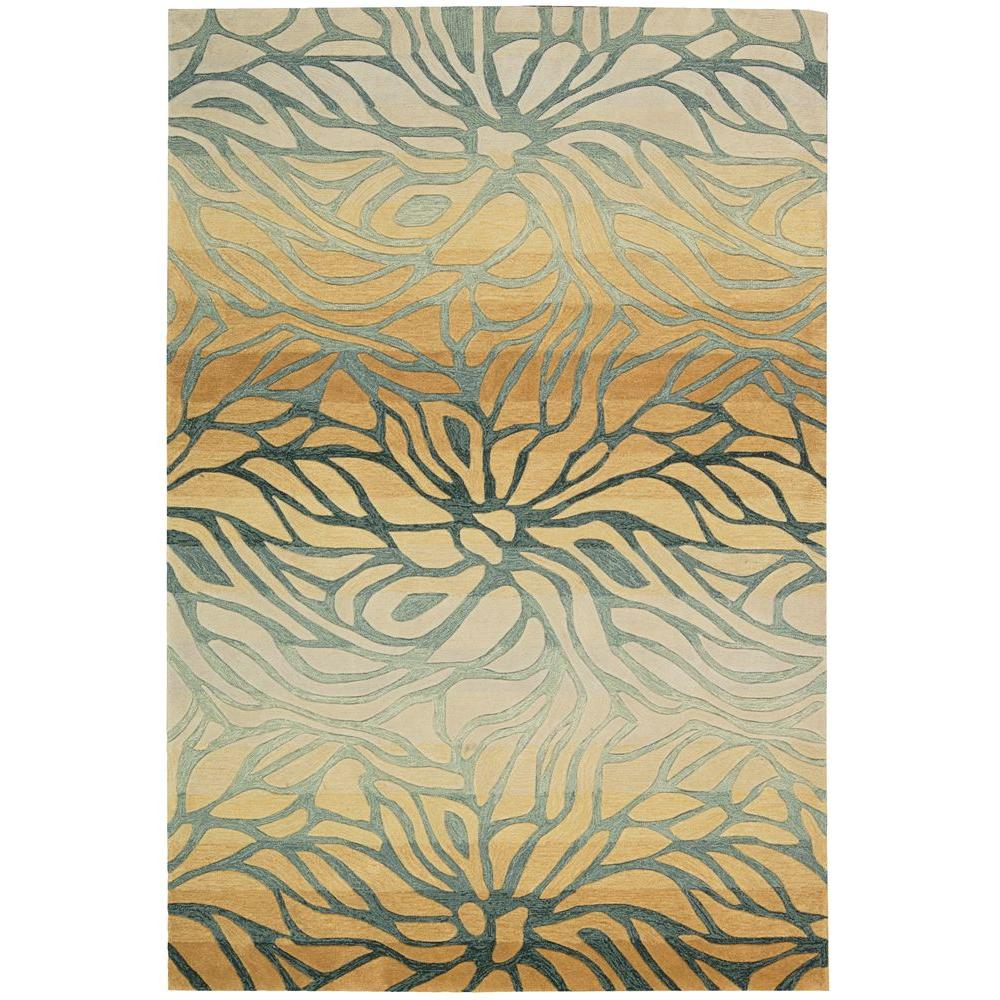 Contour Breeze 8 ft. x 10 ft. 6 in. Area Rug