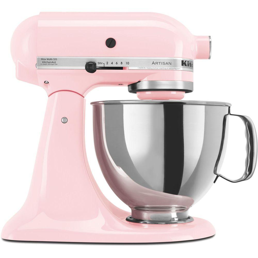 Artisan Series 5 Qt. Stand Mixer in Pink