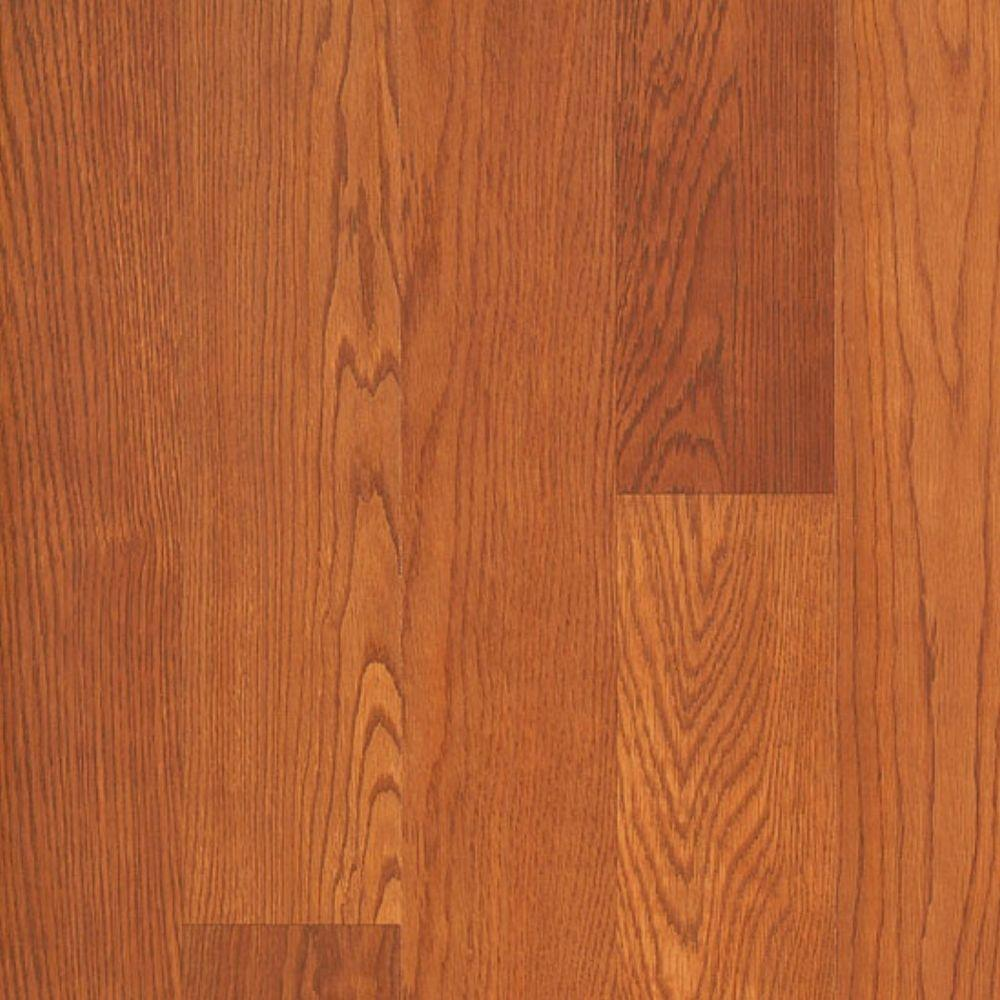 Hampton Bay Brasstown Oak 8 mm Thick x 8.07 in. Wide
