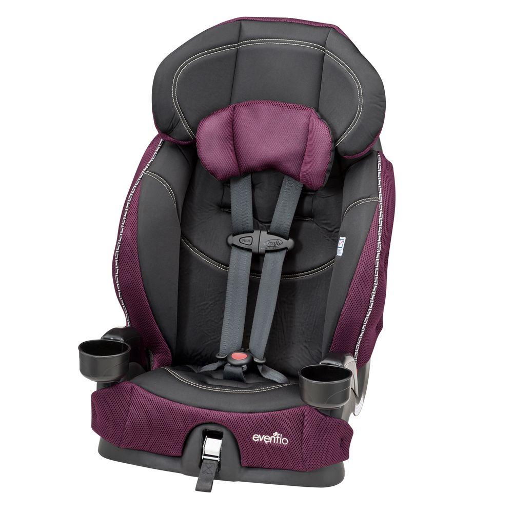 Evenflo Chase LX Harnessed Reese Booster Car Seat