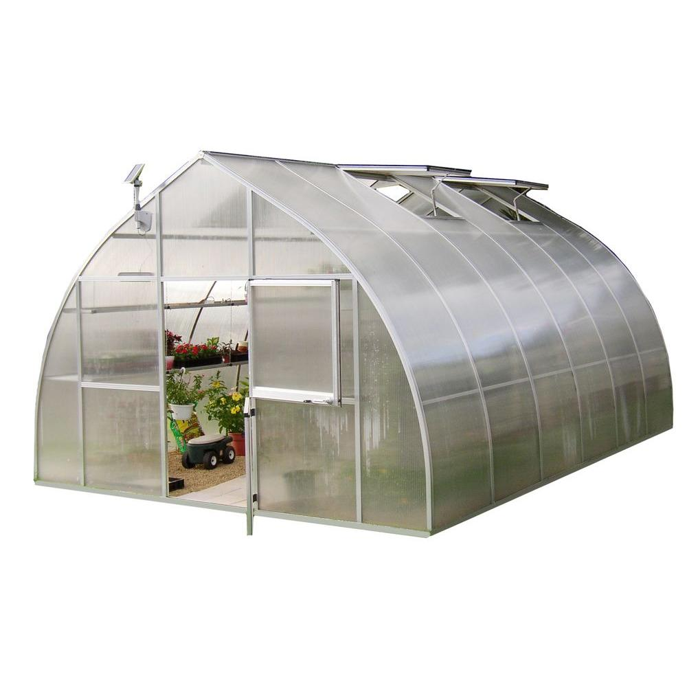 Exaco Riga 14 ft. 2 in. x 19 ft. 10 in. Extra Large Greenhouse