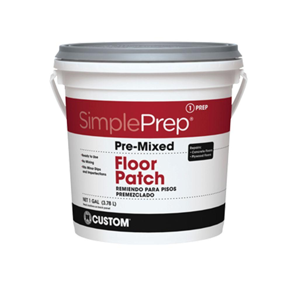 Custom Building Products SimplePrep 1-Gal. Pre-Mixed Floor Patch-FP1 - The Home