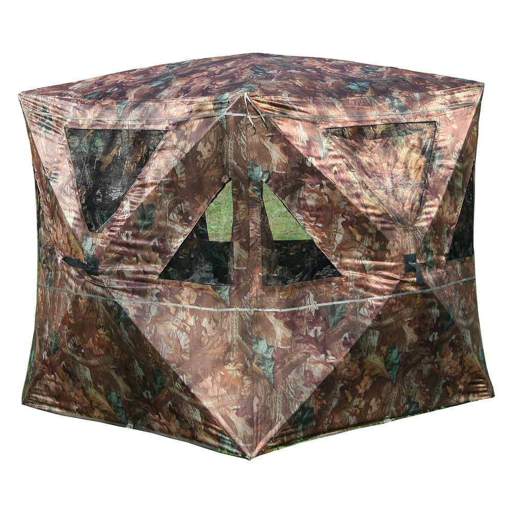 Buffalo Outdoor Umbrella-Style Quick Open Design Hunting Blind-DISCONTINUED
