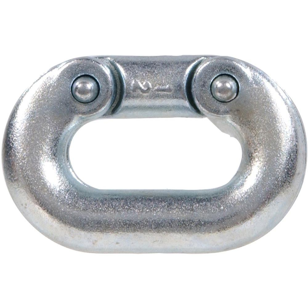 5/16 in. Thick x 1-3/4 in. Length Hot-Dipped Galvanized Forged Steel Connecting Link (5-Pack)