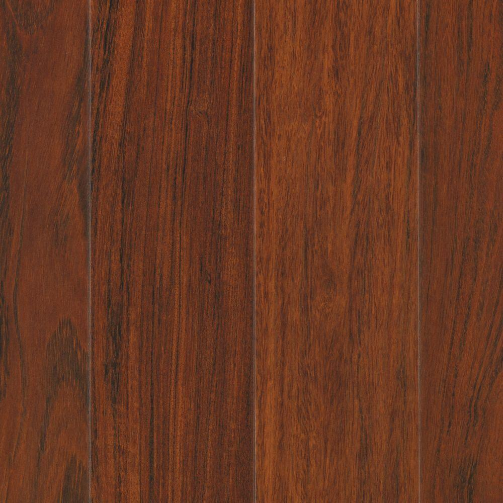 Home Decorators Collection Claret Jatoba 8 mm Thick x 4-7/8 in. Wide x 47-1/4 in. Length Laminate Flooring (19.13 sq. ft. / case)