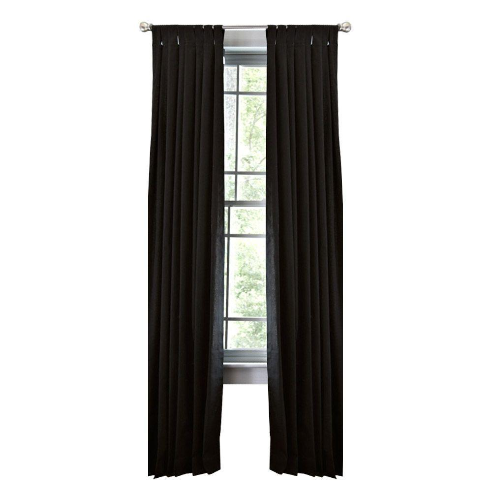 Silhouette Classic Cotton Tab Top Curtain