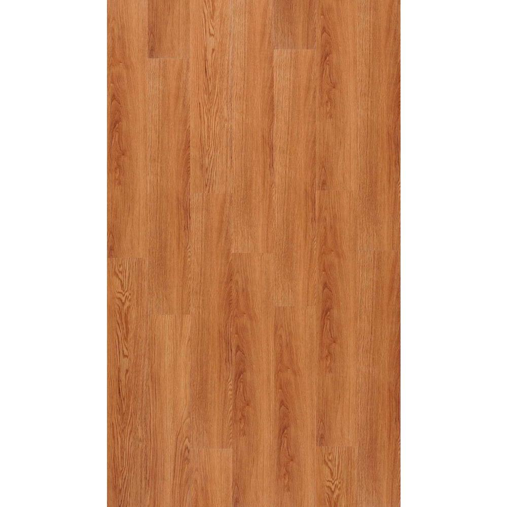 5-45/64 in. x 35-45/64 in. x 4 mm Traditional Oak Amber Vinyl Plank Flooring (22.66 sq. ft. / case)