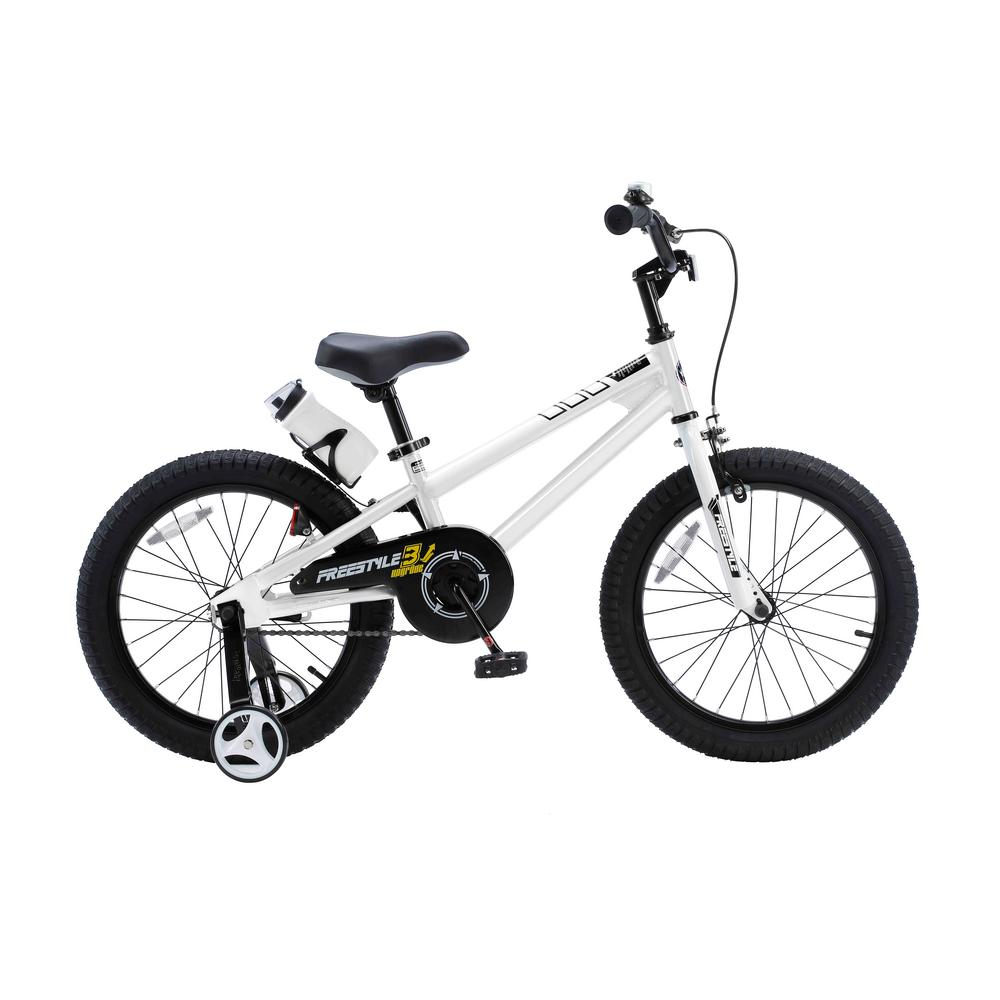 Freestyle BMX Kid's Bike, Boy's Bikes and Girl's Bikes with Training