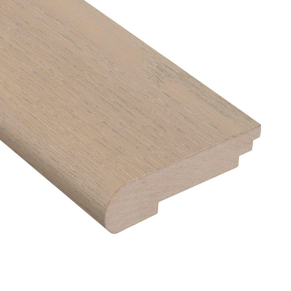 Home Legend Wire Brushed Oak Frost 3/8 in. Thick x 3-1/2