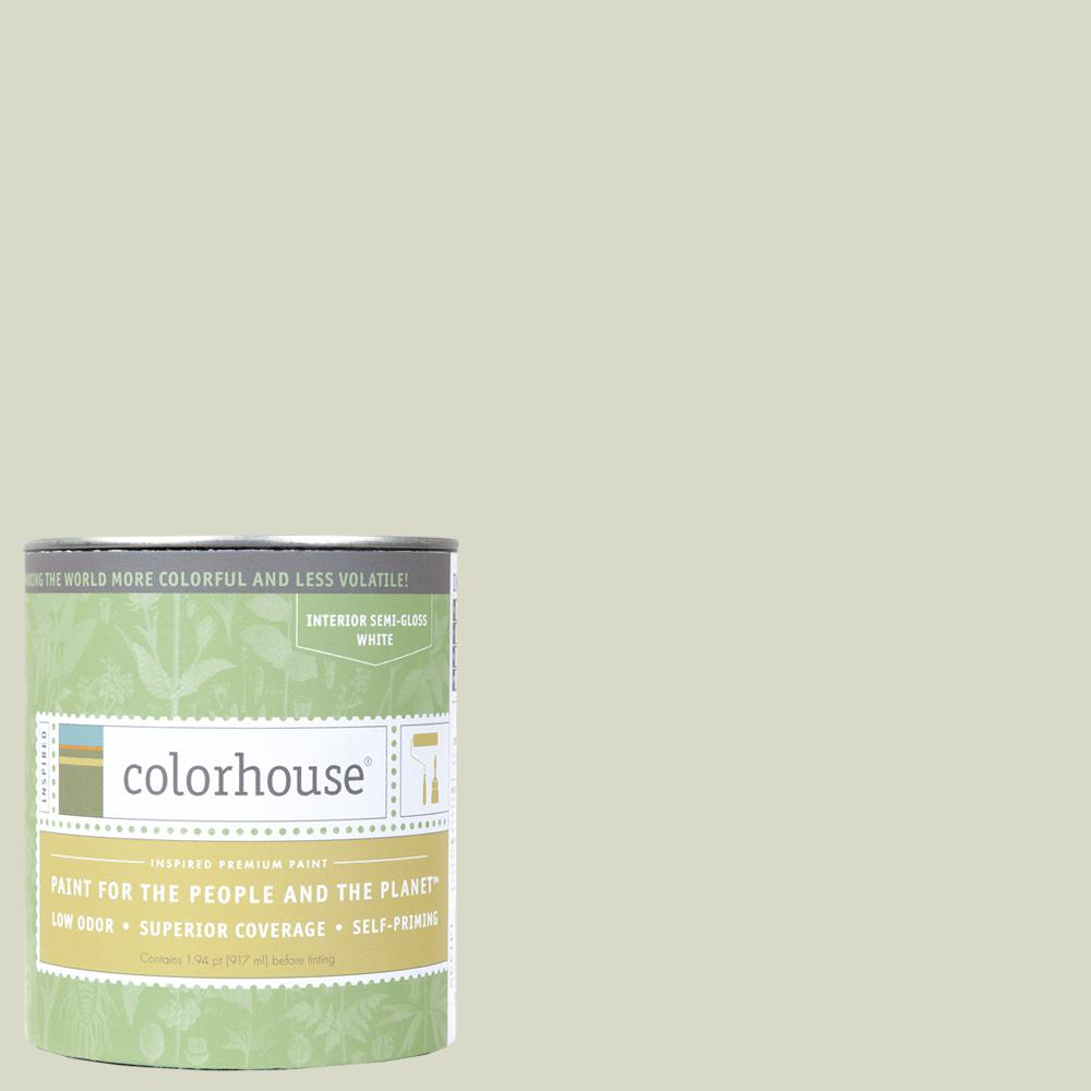 Colorhouse 1 qt. Bisque .05 Semi-Gloss Interior Paint