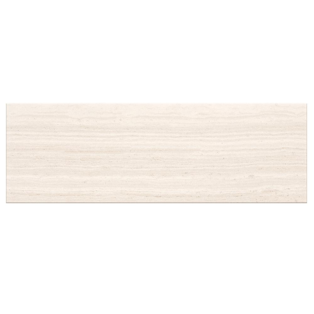 Developed by Nature Chenille 6 in. x 18 in. Ceramic Wall