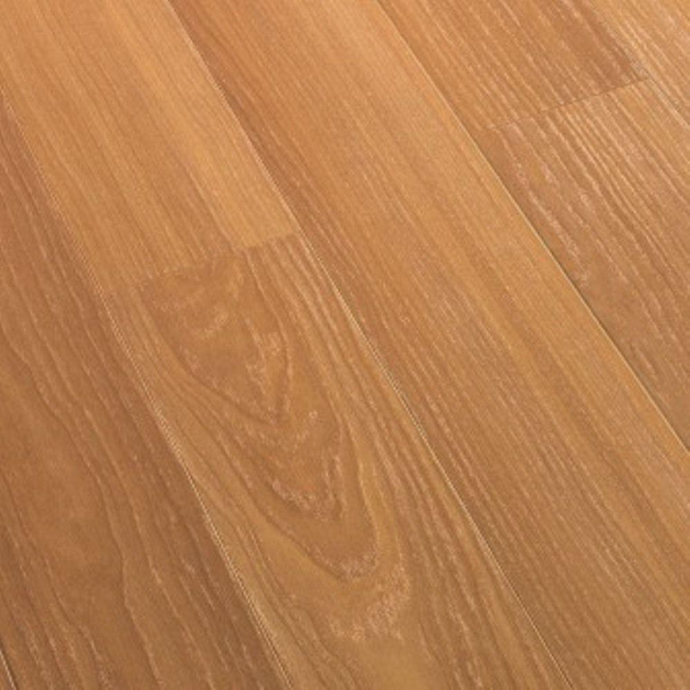 null Light Cherry Block Laminate Flooring - 5 in. x 7 in. Take Home Sample-DISCONTINUED