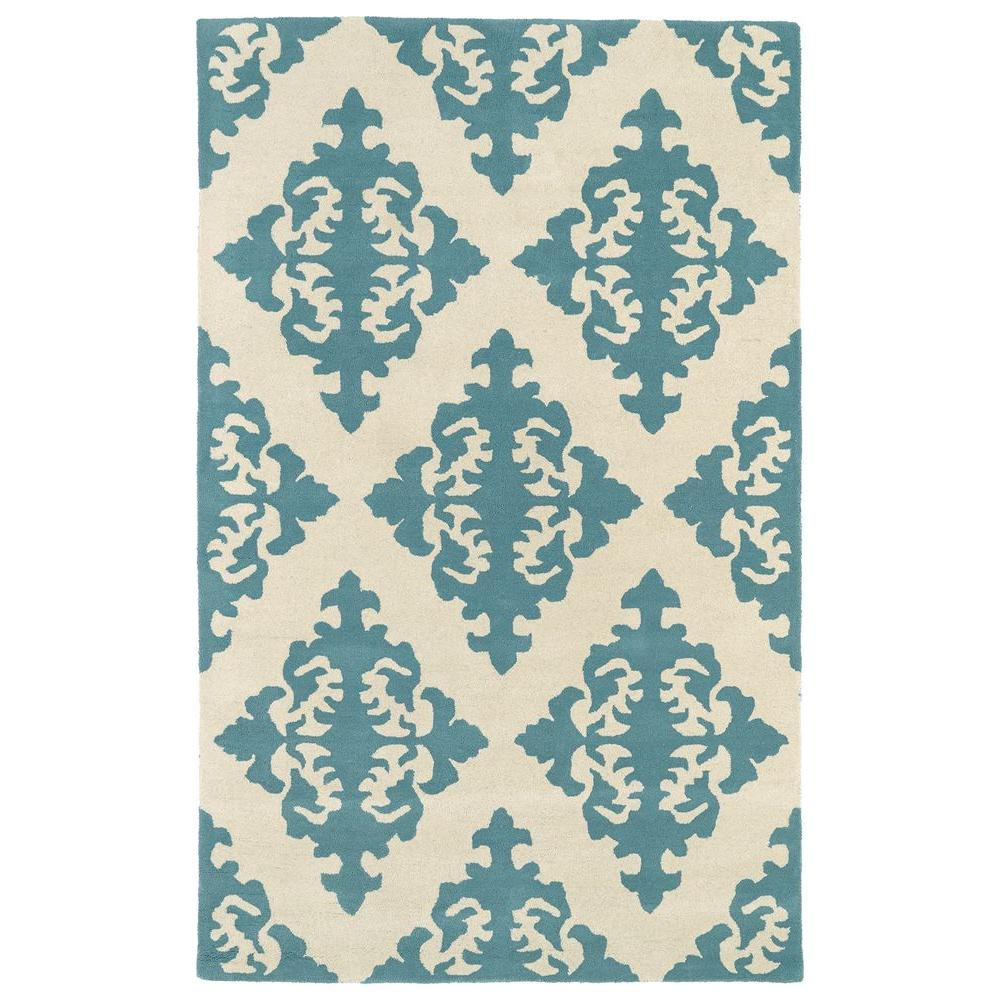 Evolution Spa 3 ft. x 5 ft. Area Rug